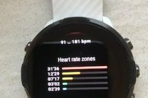 suunto 7 heart rate zone