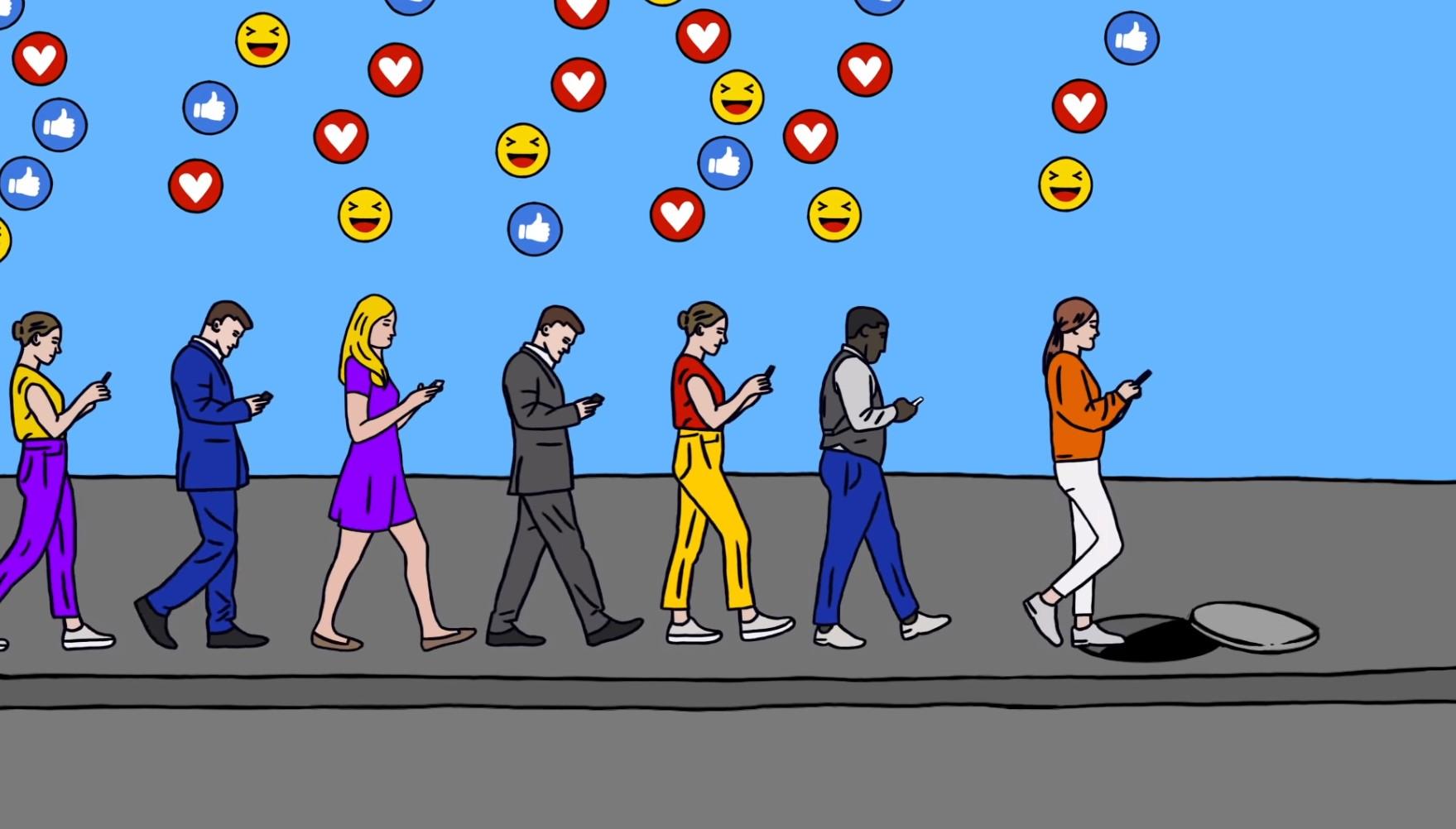 siamo social