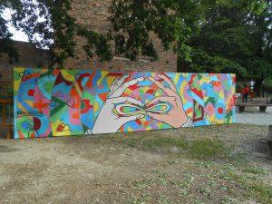 murales Fratelling - Festival Biblico Rovigo 2021