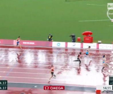 paralimpiadi tokyo 100m femminili